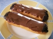 Chocolate clairs